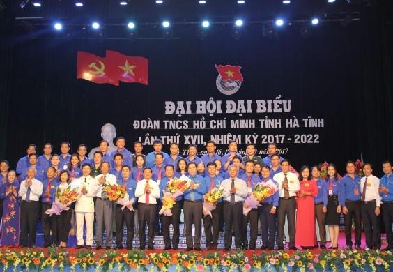Anh Nguyễn Thế Hoàn tái đắc cử Bí thư tỉnh đoàn Hà Tĩnh ảnh 4