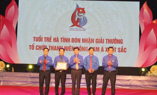 Anh Nguyễn Thế Hoàn tái đắc cử Bí thư tỉnh đoàn Hà Tĩnh ảnh 5