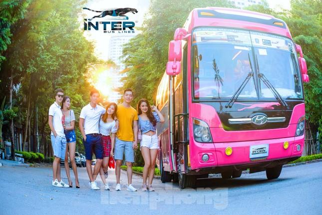 Tình yêu thăng hoa với xe 'khách tình nhân' Inter Love Forever ảnh 1