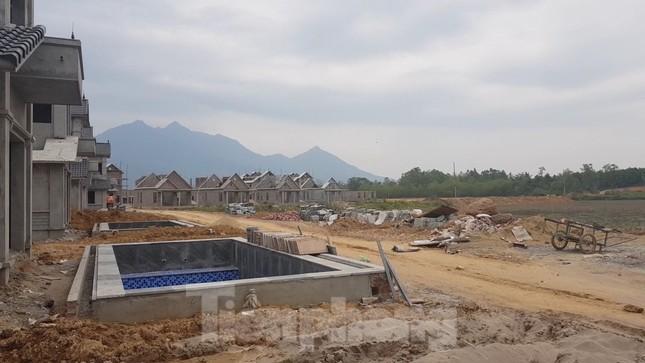 Bên trong dự án Vườn Vua hơn 1.400 tỷ vướng hàng loạt sai phạm ở Phú Thọ ảnh 13
