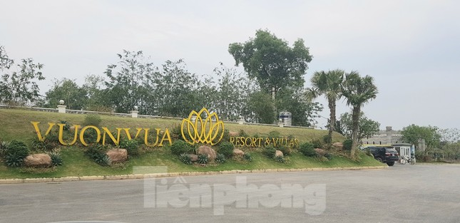 Bên trong dự án Vườn Vua hơn 1.400 tỷ vướng hàng loạt sai phạm ở Phú Thọ ảnh 15