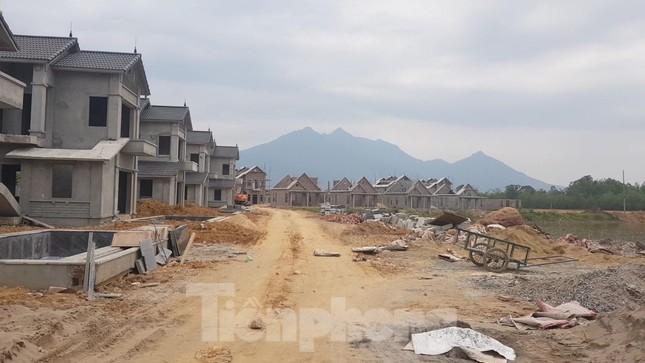 Bên trong dự án Vườn Vua hơn 1.400 tỷ vướng hàng loạt sai phạm ở Phú Thọ ảnh 3