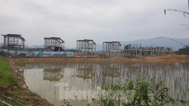 Bên trong dự án Vườn Vua hơn 1.400 tỷ vướng hàng loạt sai phạm ở Phú Thọ ảnh 4