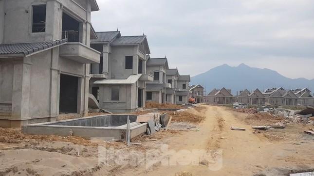 Bên trong dự án Vườn Vua hơn 1.400 tỷ vướng hàng loạt sai phạm ở Phú Thọ ảnh 7