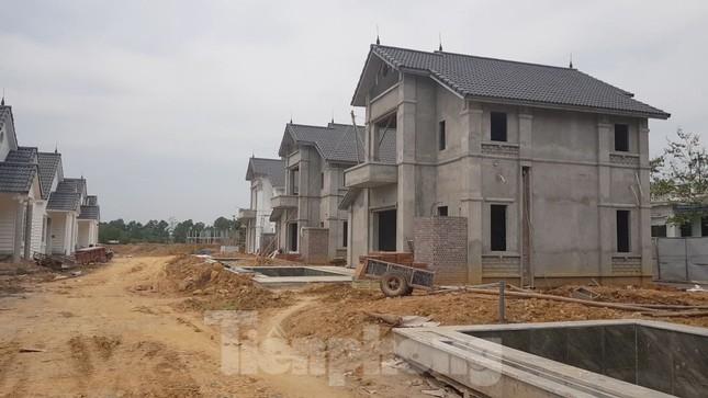 Bên trong dự án Vườn Vua hơn 1.400 tỷ vướng hàng loạt sai phạm ở Phú Thọ ảnh 8