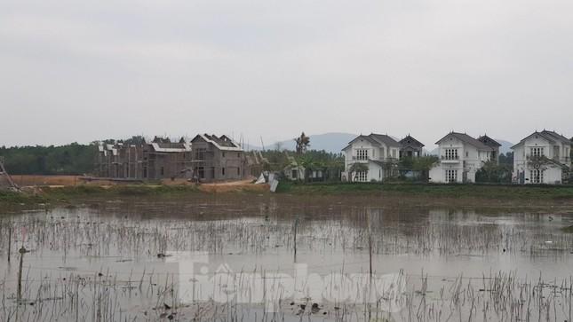 Bên trong dự án Vườn Vua hơn 1.400 tỷ vướng hàng loạt sai phạm ở Phú Thọ ảnh 10