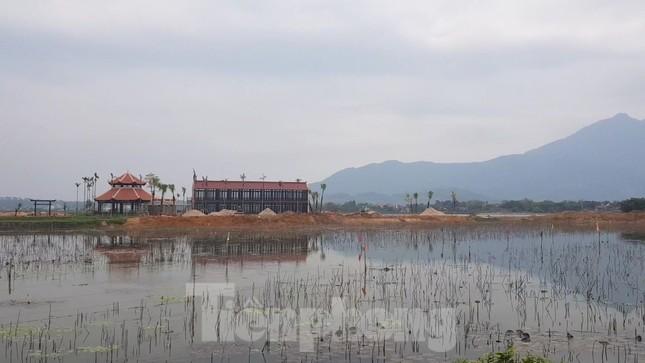 Bên trong dự án Vườn Vua hơn 1.400 tỷ vướng hàng loạt sai phạm ở Phú Thọ ảnh 16