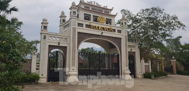 Bên trong dự án Vườn Vua hơn 1.400 tỷ vướng hàng loạt sai phạm ở Phú Thọ ảnh 1