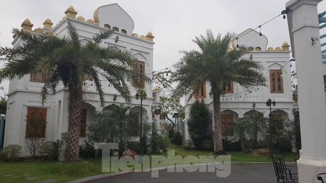 Phú Thọ xử phạt 120 triệu đồng dự án nghìn tỷ Vườn Vua ảnh 1