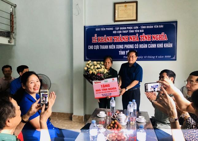 Ấm tình món quà tặng TNXP, học sinh nghèo tỉnh vùng cao Yên Bái ảnh 1