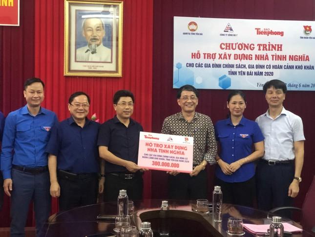 Ấm tình món quà tặng TNXP, học sinh nghèo tỉnh vùng cao Yên Bái ảnh 3