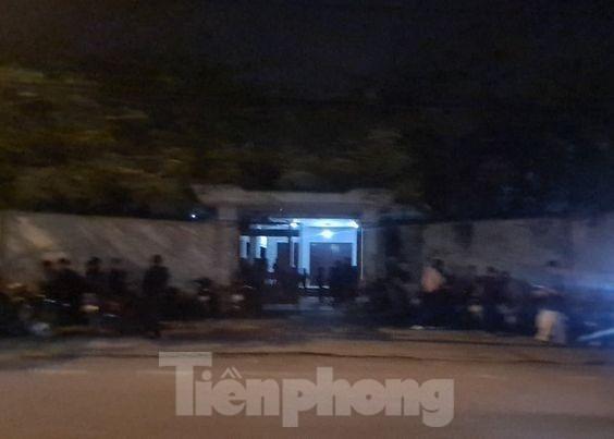 Nam sinh ở Nam Định bị đâm tử vong trước ngày khảo sát tốt nghiệp THCS ảnh 1