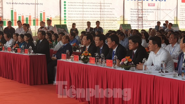 Thủ tướng khai mạc triển lãm thành tựu 10 năm xây dựng nông thôn mới ảnh 1