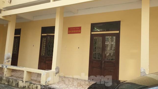 Bắt giam 2 cán bộ Sở tư pháp Nam Định vì rút tiền cho vay lấy lãi ảnh 1