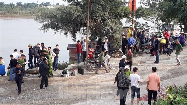 Chìm thuyền trên sông Trà Lý, hai vợ chồng thuyền chài tử vong ảnh 1