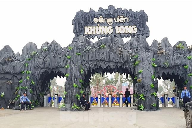Khai trương Công viên Khủng long tại thành phố Ninh Bình ảnh 1