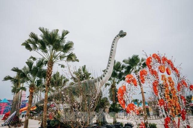 Khai trương Công viên Khủng long tại thành phố Ninh Bình ảnh 8