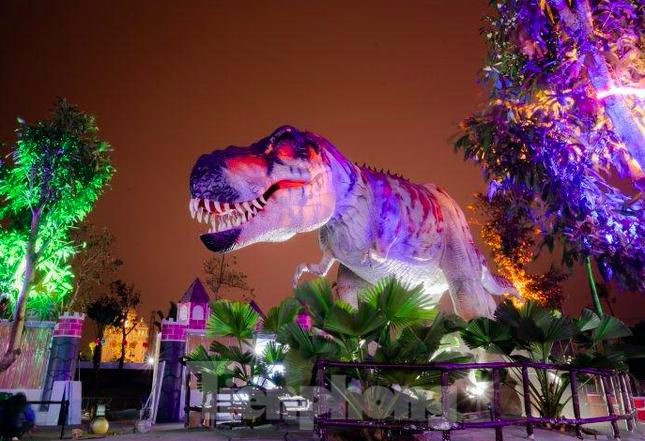 Khai trương Công viên Khủng long tại thành phố Ninh Bình ảnh 4