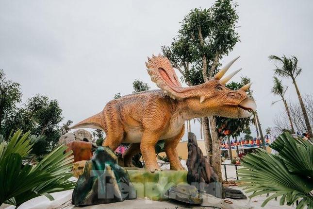 Khai trương Công viên Khủng long tại thành phố Ninh Bình ảnh 9
