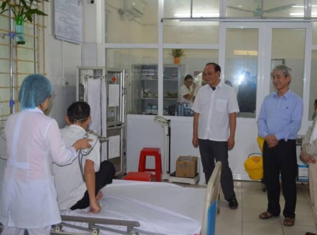 Phát hiện thêm bệnh nhân từ Vũ Hán về nhập viện, Thái Bình họp khẩn chống dịch ảnh 1
