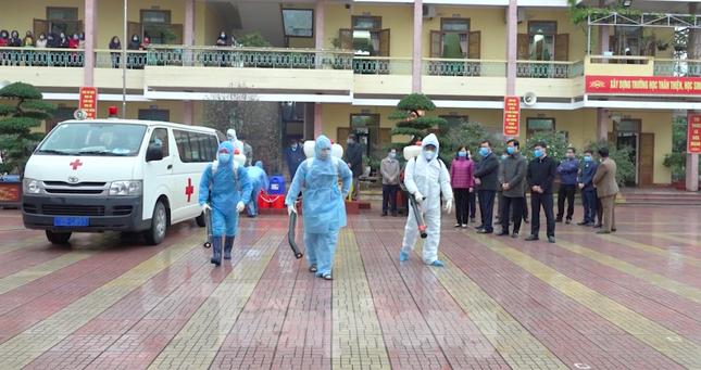 Nam Định rà soát gần 2.000 người đã khám tại bệnh viện Bạch Mai ảnh 2