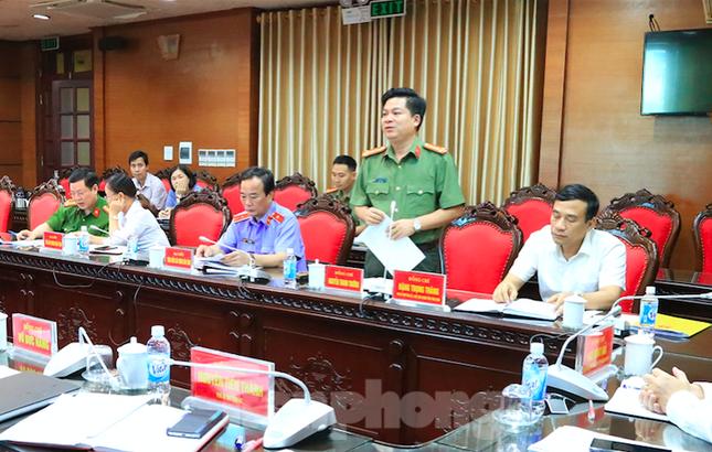 Báo cáo Ủy ban Kiểm tra TƯ xử lý Trưởng ban Nội chính Tỉnh ủy gây tai nạn ảnh 1