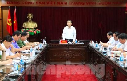 Đề nghị cách mọi chức vụ trong Đảng với Trưởng Ban Nội chính Thái Bình gây tai nạn bỏ chạy ảnh 1