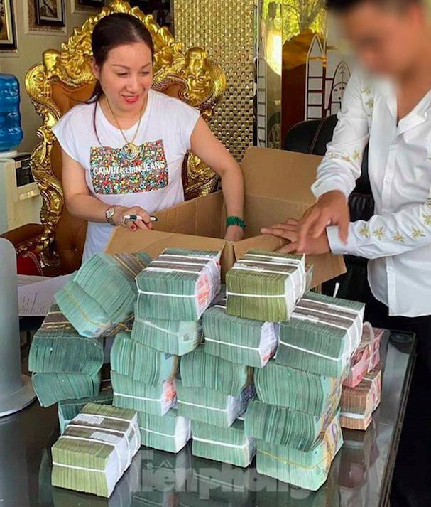 Vợ Đường 'Nhuệ' bị khởi tố thêm tội danh mới ảnh 1