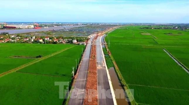 Nam Định khởi công tuyến đường bộ ven biển trị giá gần 2.700 tỷ đồng ảnh 2