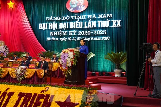 Hà Nam khai mạc Đại hội Đảng bộ cấp tỉnh đầu tiên trên cả nước ảnh 3