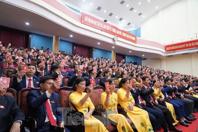 Hà Nam khai mạc Đại hội Đảng bộ cấp tỉnh đầu tiên trên cả nước ảnh 5