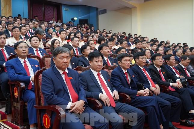 Hà Nam khai mạc Đại hội Đảng bộ cấp tỉnh đầu tiên trên cả nước ảnh 4