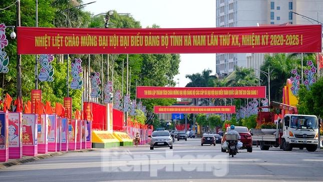 Hà Nam khai mạc Đại hội Đảng bộ cấp tỉnh đầu tiên trên cả nước ảnh 1