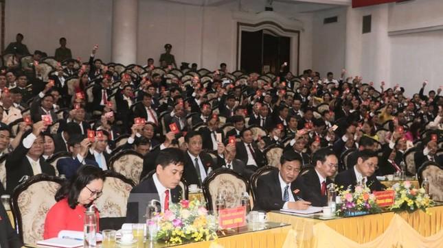 Ông Đoàn Hồng Phong tái cử Bí thư Tỉnh ủy Nam Định ảnh 3