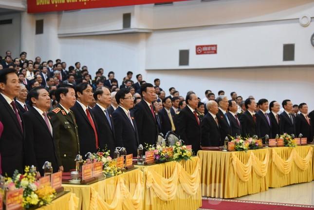 Ông Đoàn Hồng Phong tái cử Bí thư Tỉnh ủy Nam Định ảnh 1
