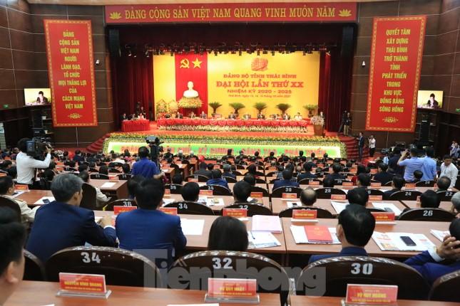 Phó Chủ tịch Thường trực Quốc hội: Tập trung xây dựng Khu kinh tế Thái Bình ảnh 3