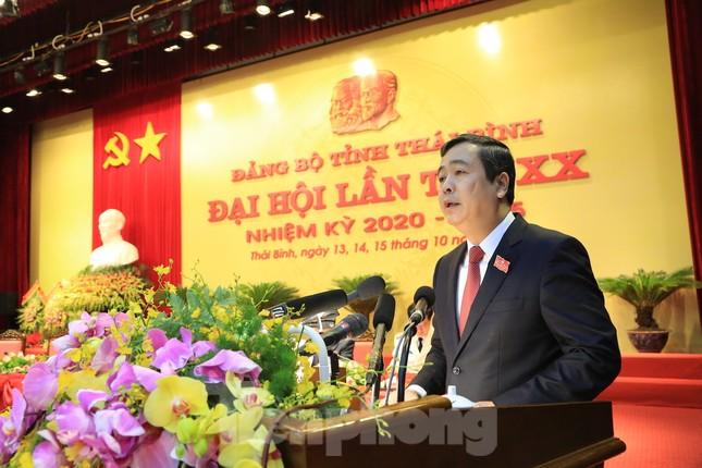 Phó Chủ tịch Thường trực Quốc hội: Tập trung xây dựng Khu kinh tế Thái Bình ảnh 5