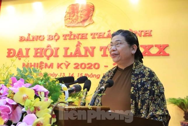 Phó Chủ tịch Thường trực Quốc hội: Tập trung xây dựng Khu kinh tế Thái Bình ảnh 4