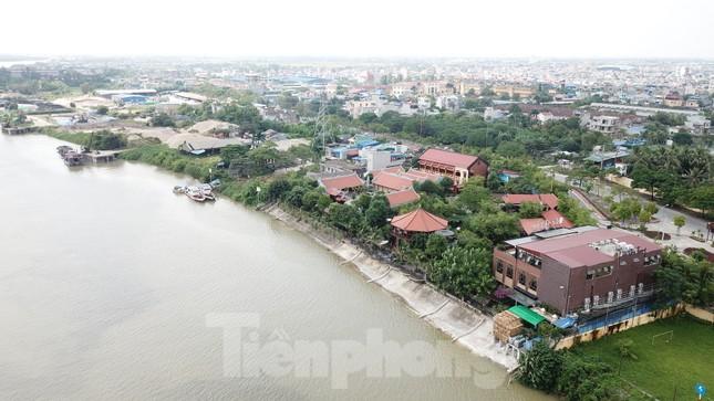 Ai chịu trách nhiệm về loạt công trình sai phạm tại khu sinh thái ven sông Đào? ảnh 5