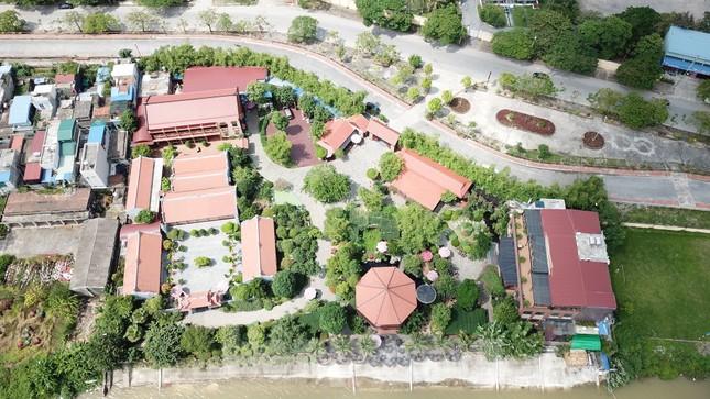 Ai chịu trách nhiệm về loạt công trình sai phạm tại khu sinh thái ven sông Đào? ảnh 1
