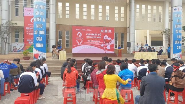 Chủ nhật Đỏ tại Nam Định thu hút hàng ngàn đoàn viên thanh niên ảnh 5