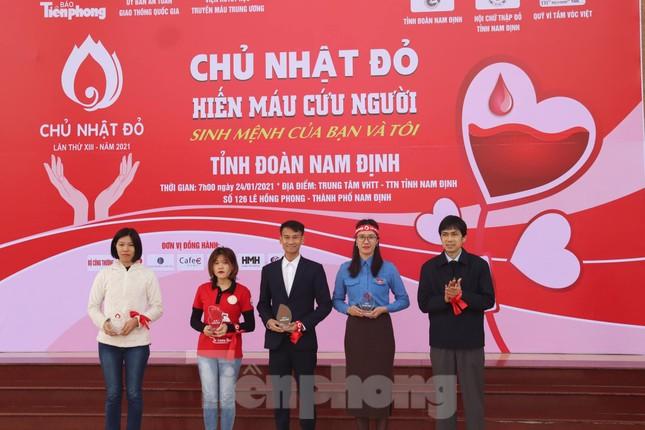 Chủ nhật Đỏ tại Nam Định thu hút hàng ngàn đoàn viên thanh niên ảnh 3