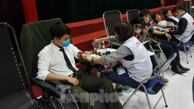 Chủ nhật Đỏ tại Nam Định thu hút hàng ngàn đoàn viên thanh niên ảnh 14