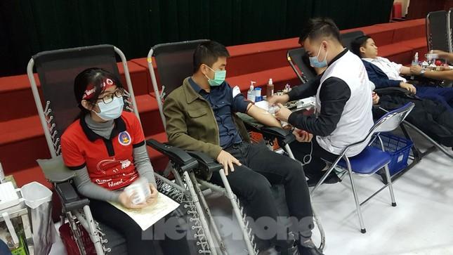 Chủ nhật Đỏ tại Nam Định thu hút hàng ngàn đoàn viên thanh niên ảnh 16