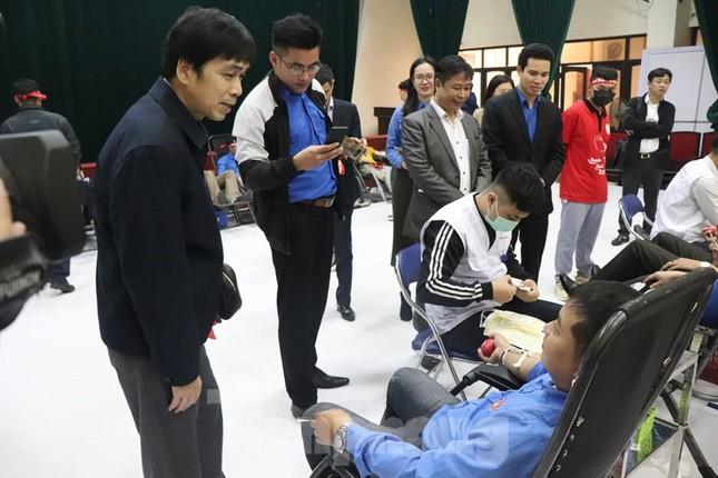 Chủ nhật Đỏ tại Nam Định thu hút hàng ngàn đoàn viên thanh niên ảnh 2
