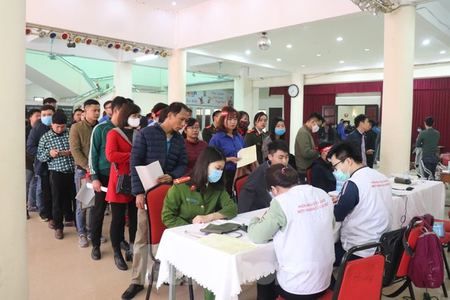 Chủ nhật Đỏ tại Nam Định thu hút hàng ngàn đoàn viên thanh niên ảnh 7