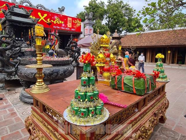 Lần đầu tiên đền Trần vắng nhất trong hơn 30 năm qua, phát ấn theo cách đặc biệt ảnh 23