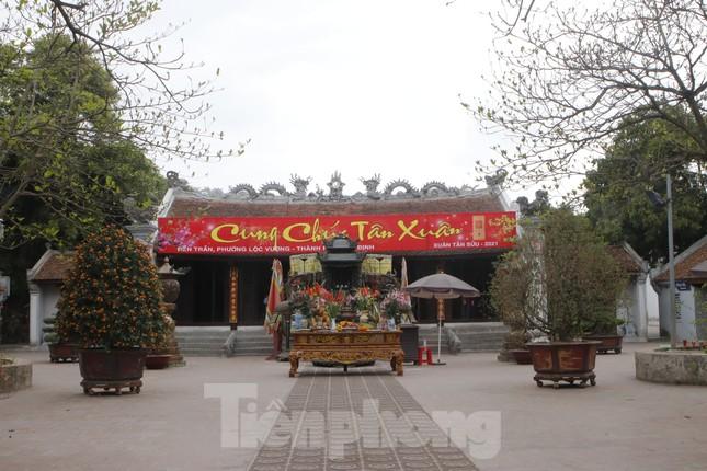 Lần đầu tiên đền Trần vắng nhất trong hơn 30 năm qua, phát ấn theo cách đặc biệt ảnh 2