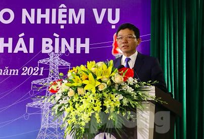 Bổ nhiệm Cục trưởng Cục thuế, Giám đốc Điện lực tỉnh Thái Bình ảnh 2