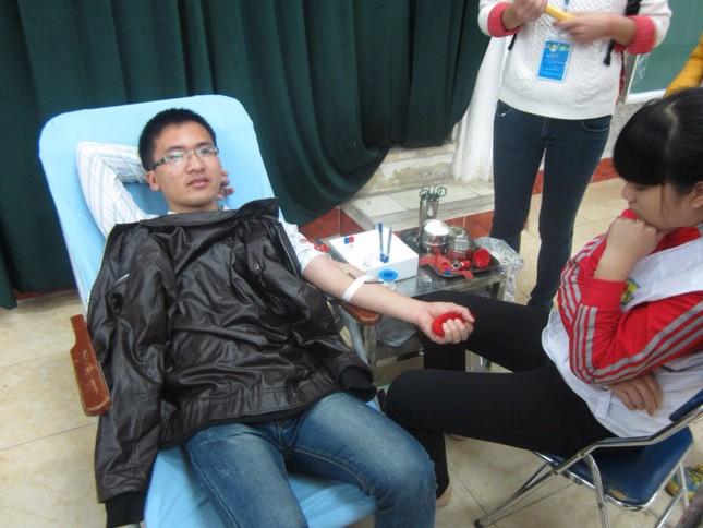 Hơn 8.400 đơn vị máu trong Chủ Nhật Đỏ ảnh 1